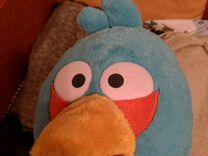 Angry Birds плюшевая игрушка синяя