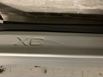 Накладки на пороги Volvo XC60 r design