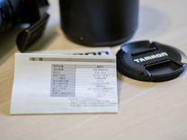 Tamron SP 150-600mm f/5.6-6.3 Di VC USD для Canon