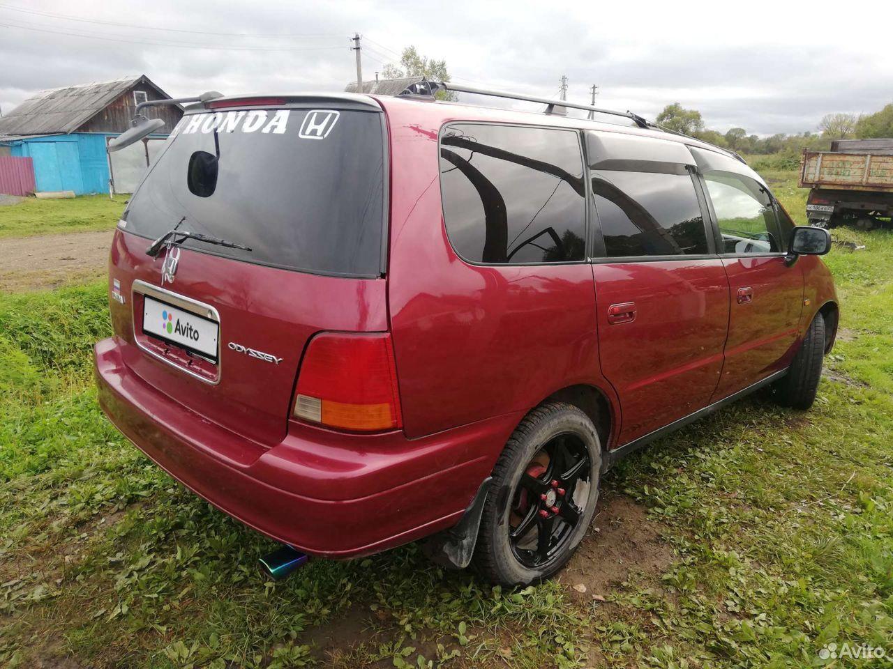 Honda Odyssey, 1997  89662714688 купить 3