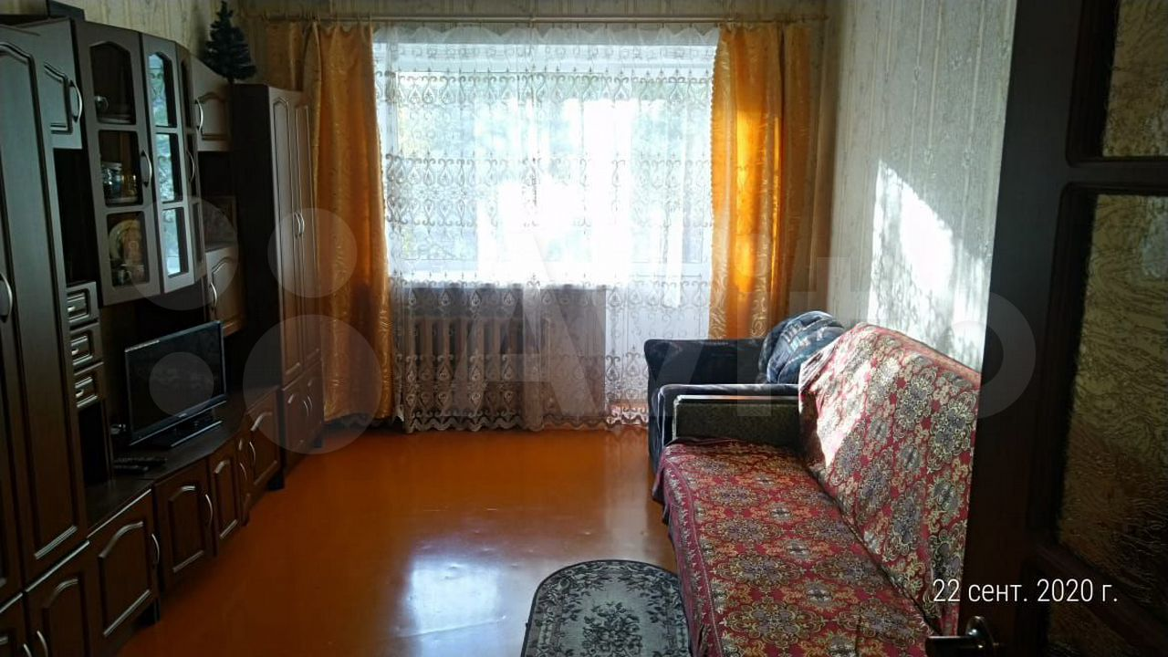 2-к квартира, 42 м², 2/5 эт.