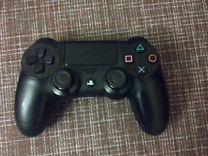 Геймпад Dualshock 4 black для ps4 ver.1