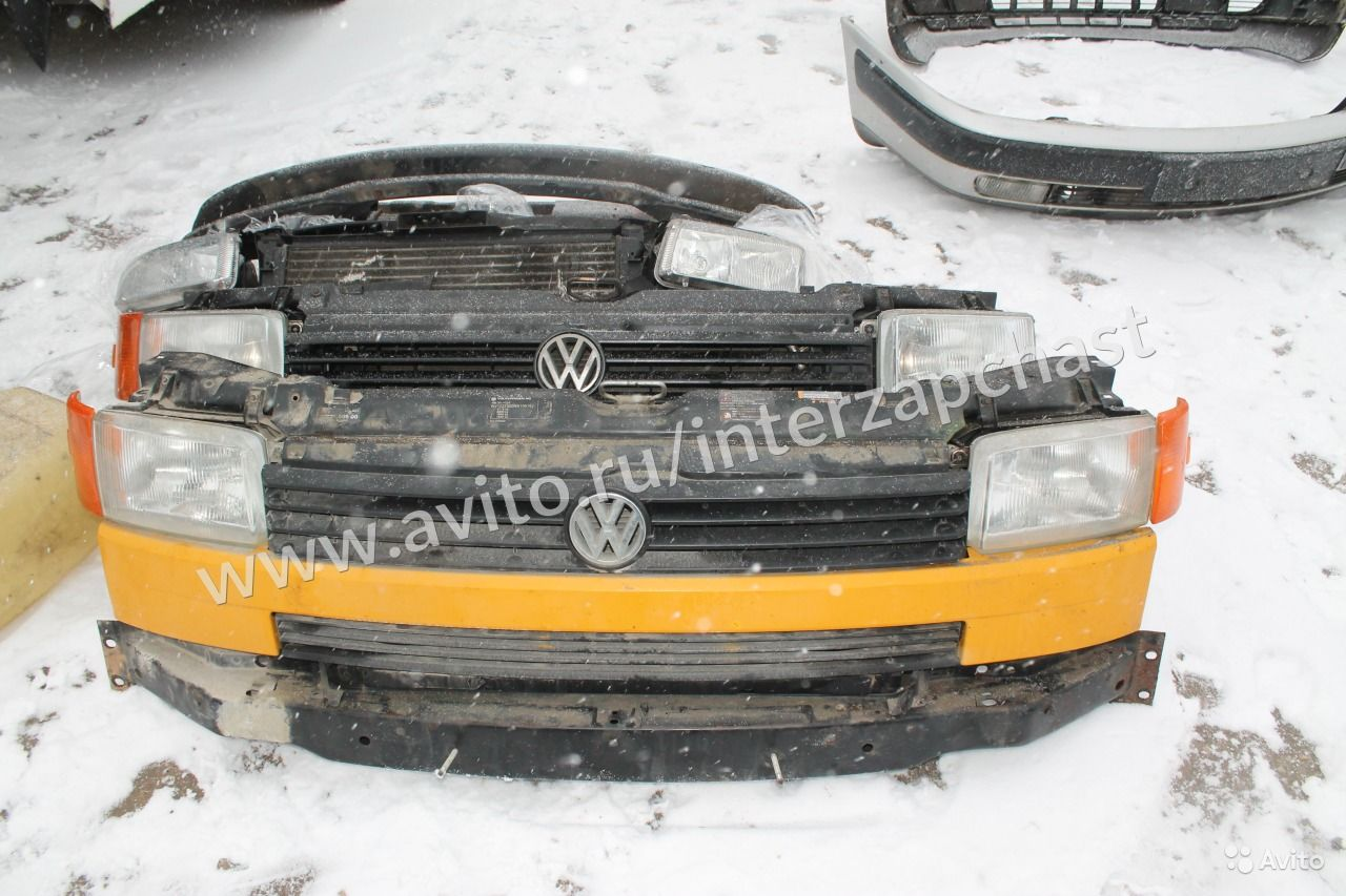 Купить запчасти на volkswagen transporter t2